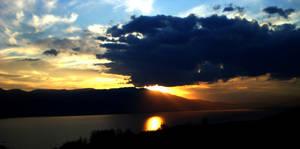 Sunset from Sakarya