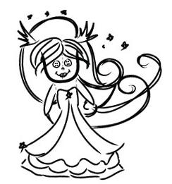 Plush Queen by bubblepopgum