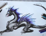 Creatues of Midnight mascot-drawing contest by newdynamic