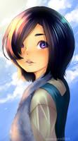 Kirishima Touka* by bellafunify