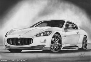 Maserati GT by Tomdal
