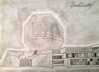 Your Local Biblioteka by BravoKrofski
