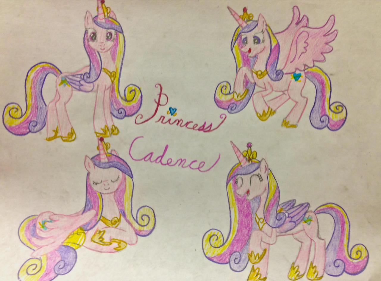 Princess Cadence by BravoKrofski