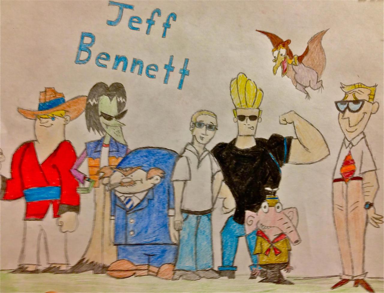 Jeff Bennett Johnny Bravo As Pictures to Pin on Pinterest ...  Jeff Bennett Jo...