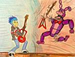 Flash vs. Bonnie