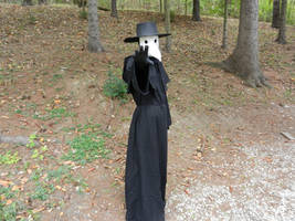 SCP-049 Cosplay