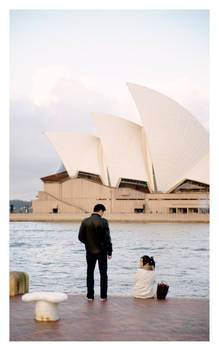 Opera House love