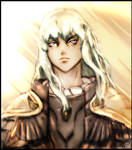 Griffith - Berserk - Hawk of light