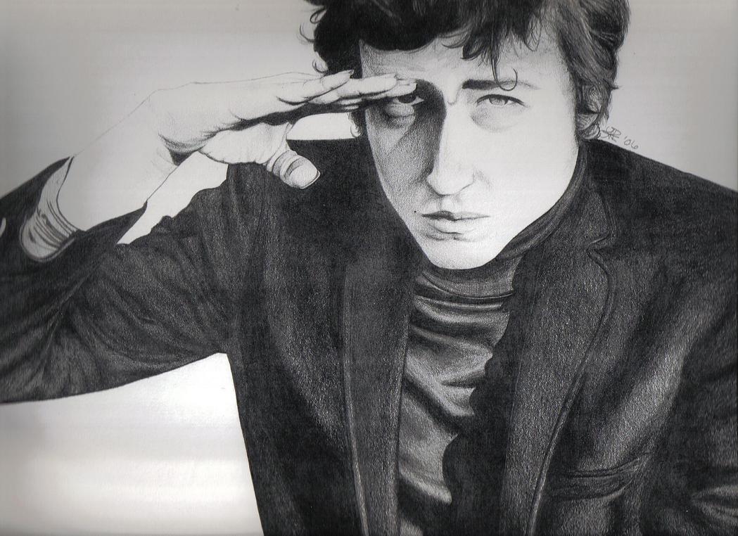 Bob Dylan by burlesquepunk