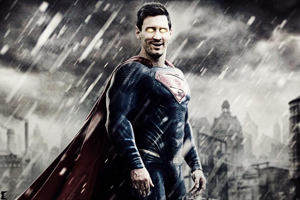 0533fc15936 Lionel ' Superman ' Messi by Eduart03 on DeviantArt