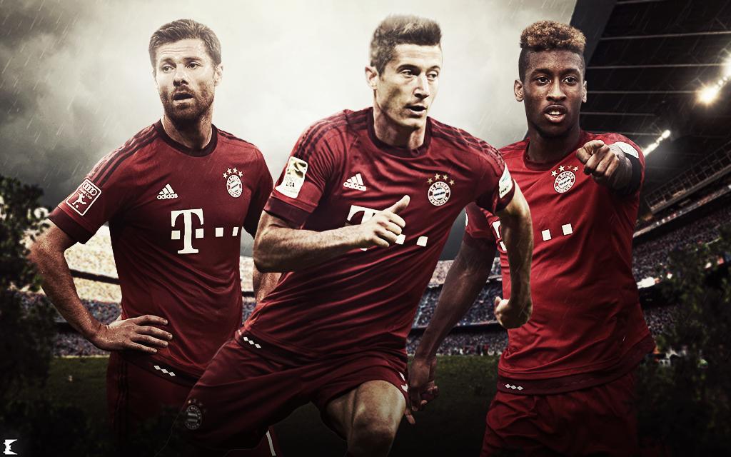 Bayern Munich 2015 2016 By Eduart03