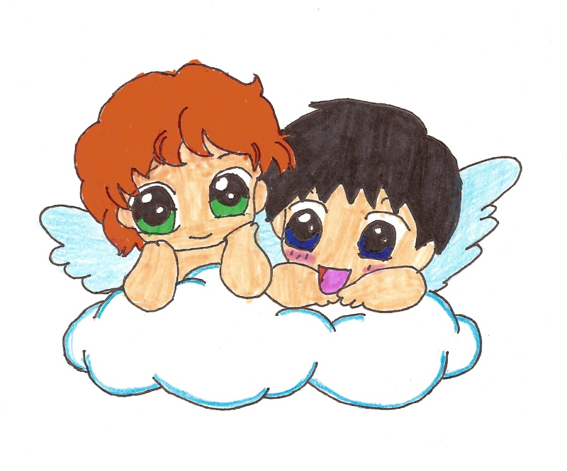 Little Angels by InvaderAli on deviantART