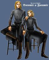 Boromir and Faramir - idolwild by PrideOfGondor