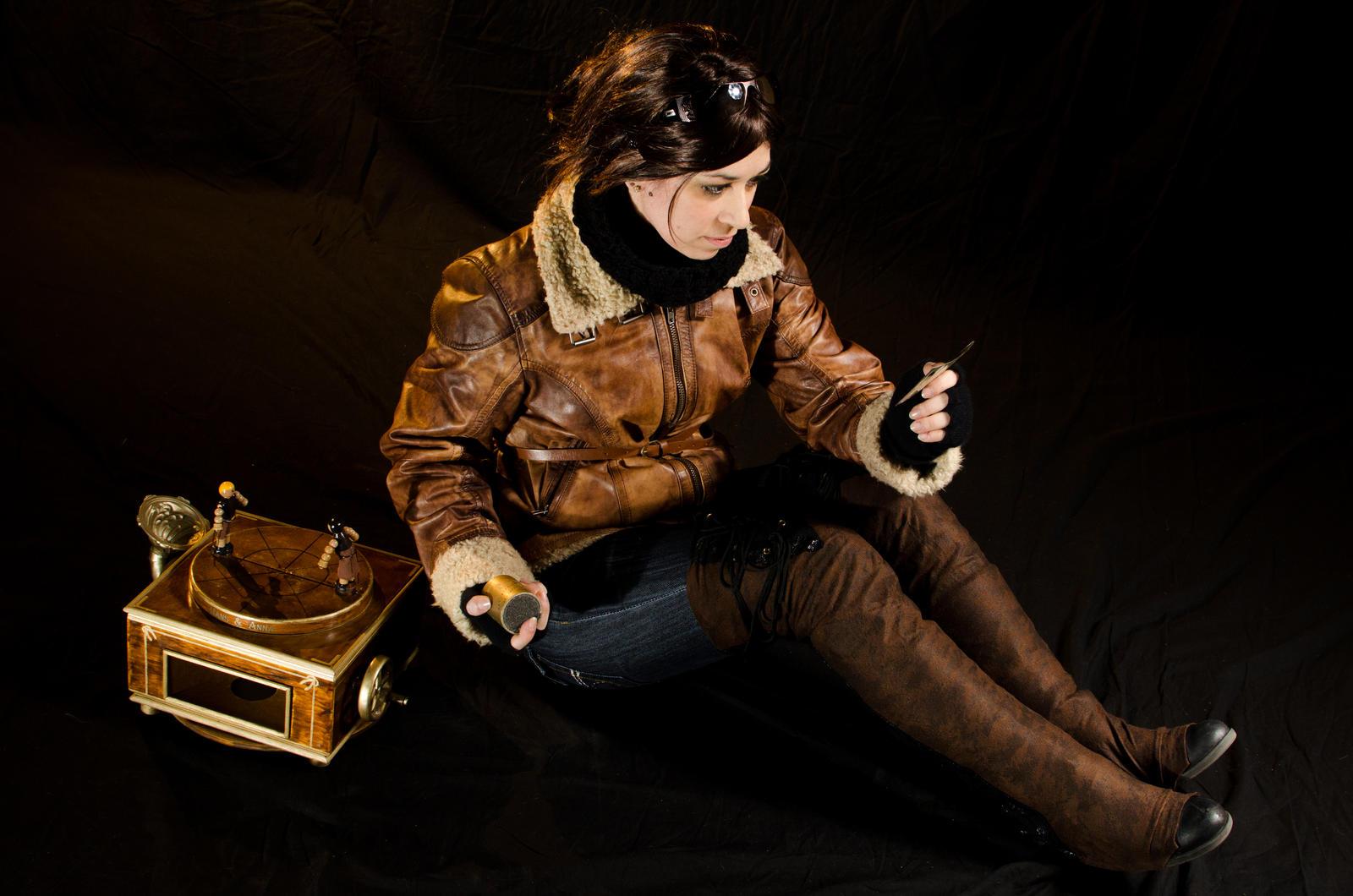 Kate Walker from Syberia II #15 by TwiSearcher85