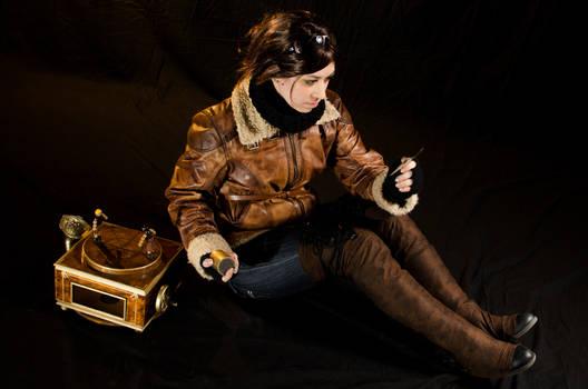 Kate Walker from Syberia II #15