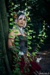Uranya the steampunk fairy - Original cosplay #2
