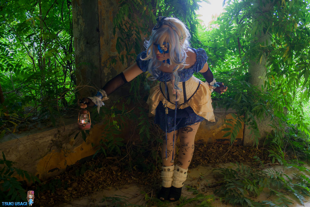 Steampunk Alice - Original cosplay #3 by TwiSearcher85