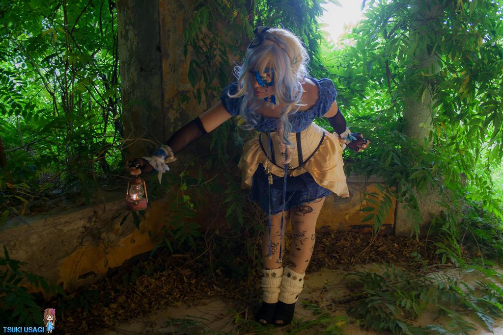 Steampunk Alice - Original cosplay #3 by TwiSearcher85