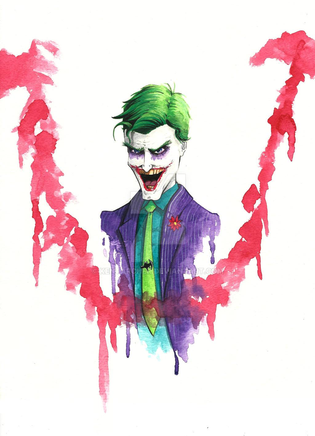 Joker by kentarcher
