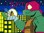 The Big Friendly Turtle (BFG Parody)