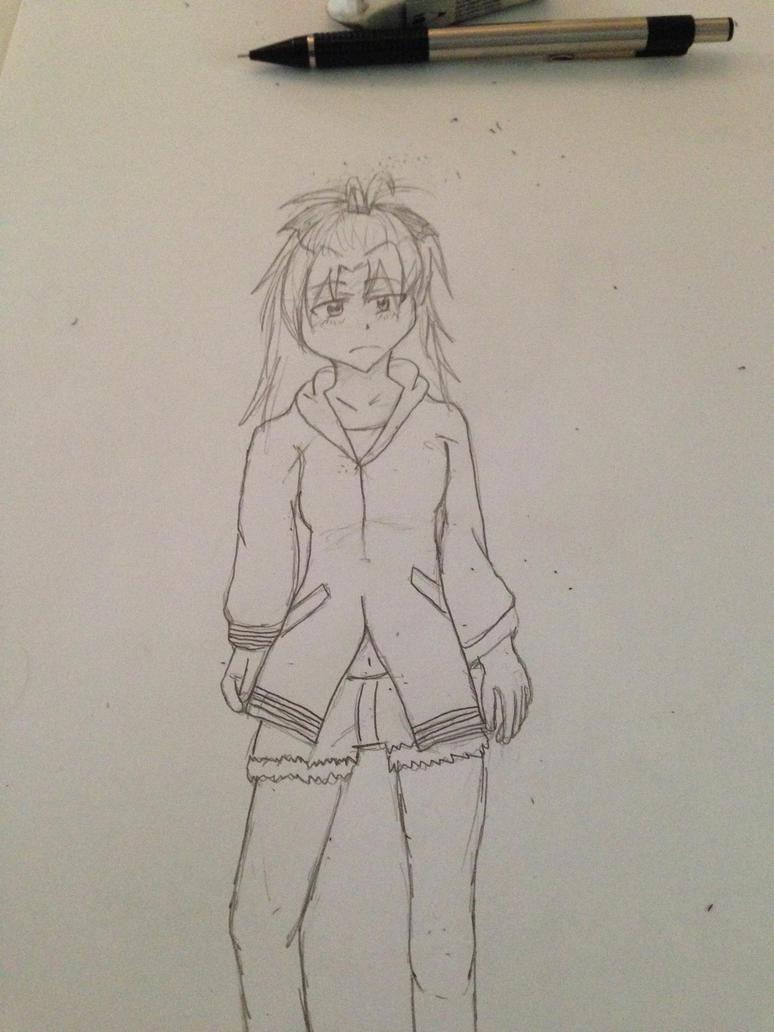 Kyoko Sakura by thatonehetaliafan