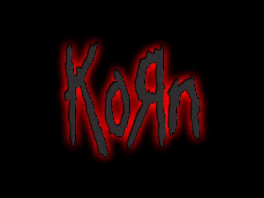 Photoshoped Korn logo