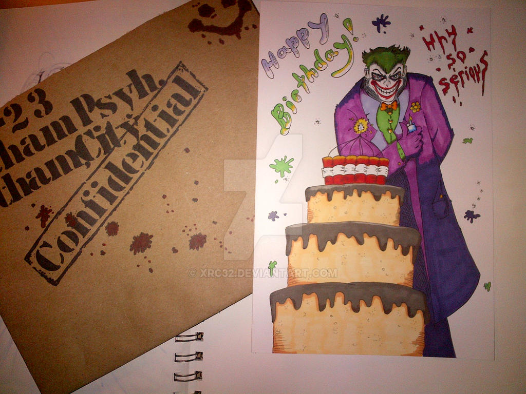 Birthday card why so serious by xrc32 on deviantart birthday card why so serious by xrc32 bookmarktalkfo Gallery