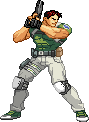 Chris Redfield by steamboy33