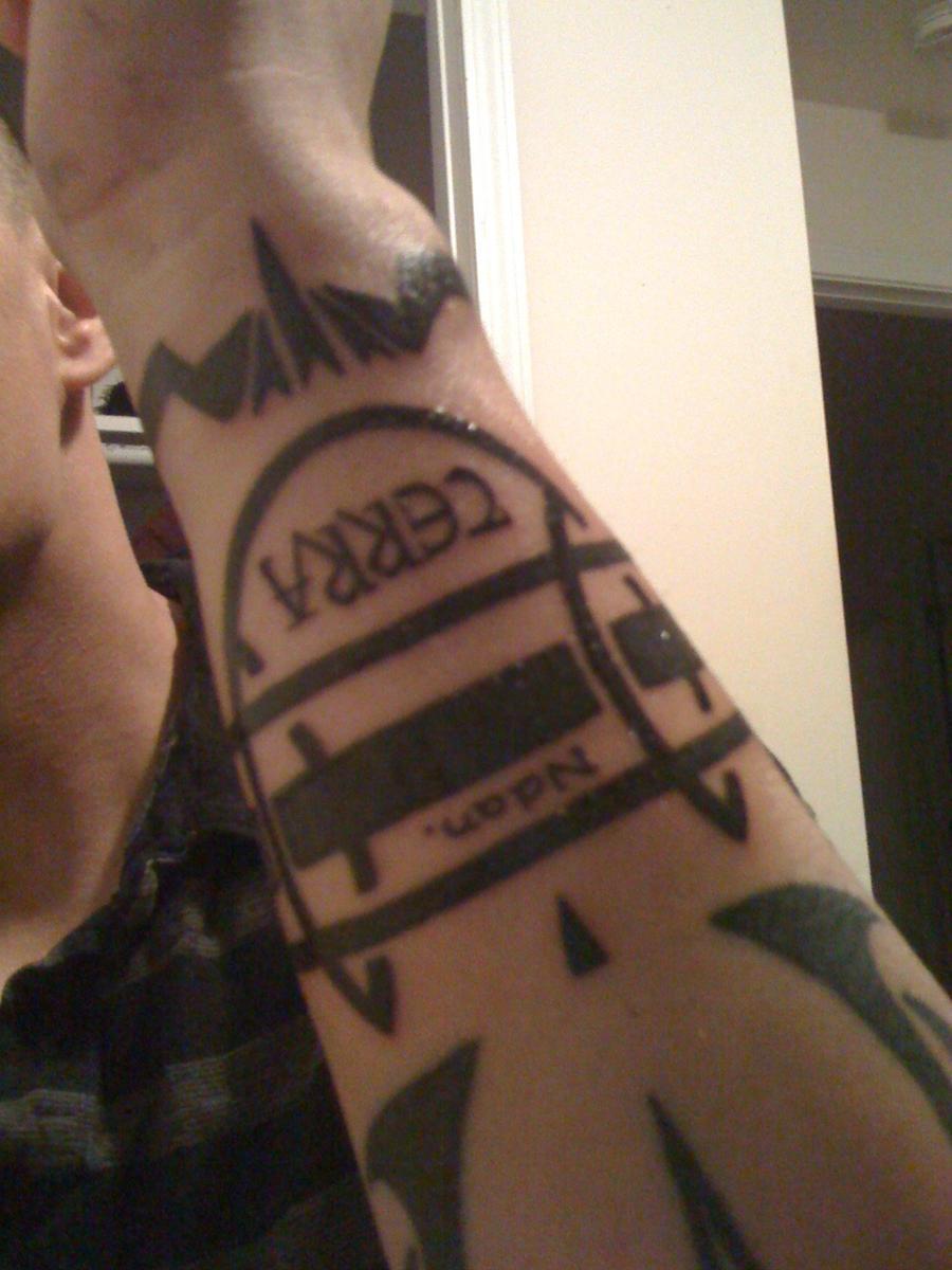 fma tattoo