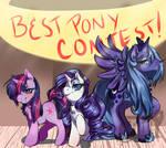 Best Pony Contest