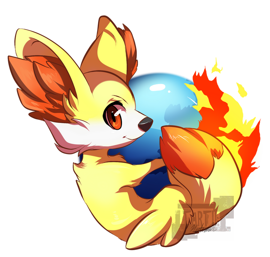 Firefox by Tartii
