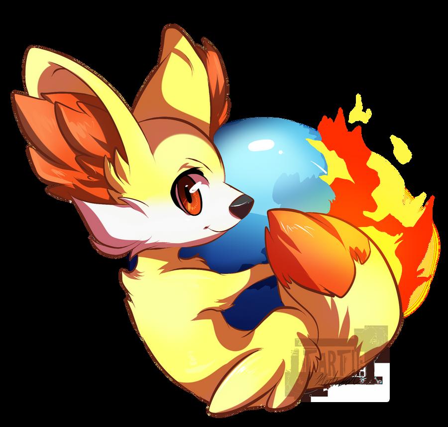 Firefox by Tartii