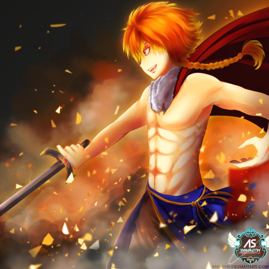 Leo, The Conqueror by ama-chii