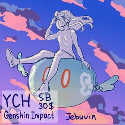 Genshin Impact YCH [OPEN]