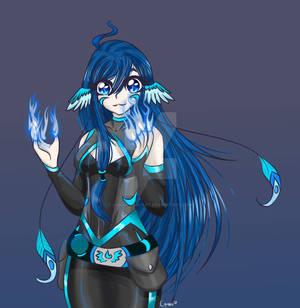 Phoenix blue
