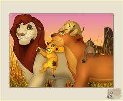 Royal Family by HunterSequoya