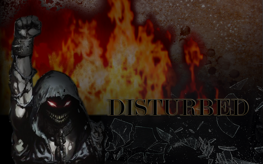 Disturbed wallpaper by Chironaila ...