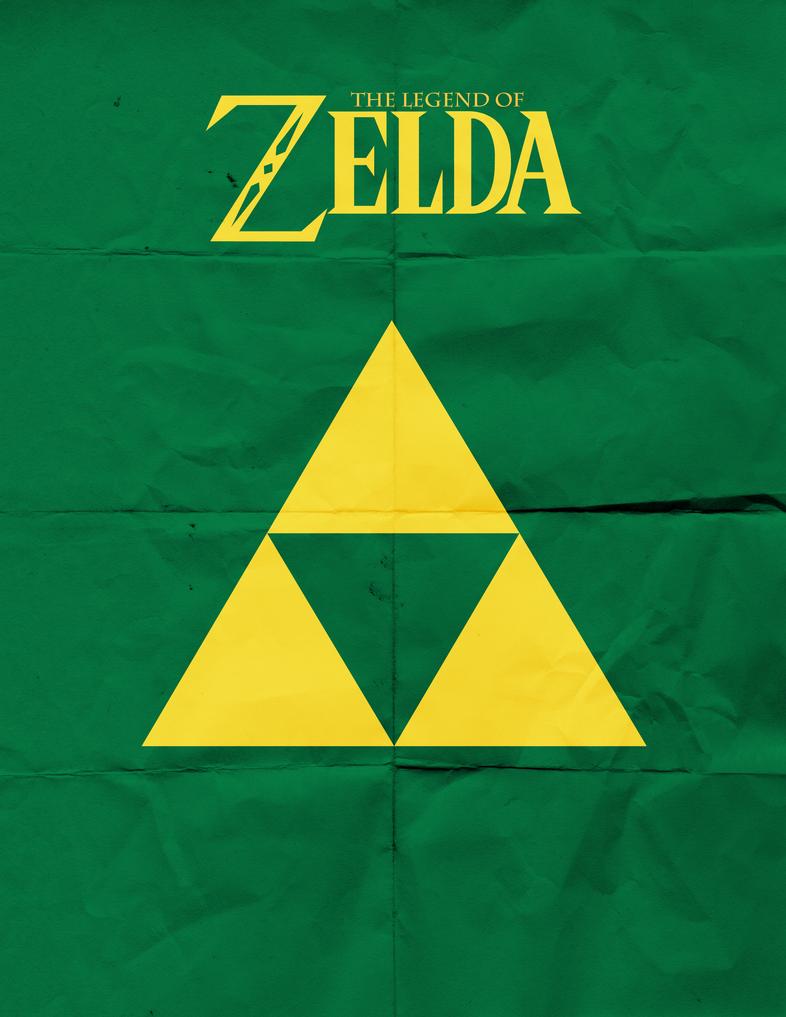 Minimalist Classroom Zelda ~ The legend of zelda minimalist by theharlequinhatter on