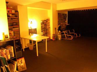 My private studio by paullung