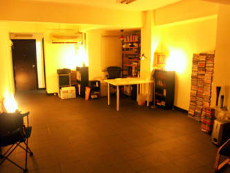 My private studio 2 by paullung