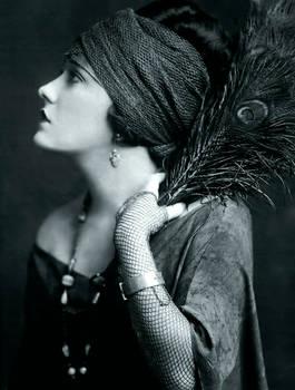 Vintage Stock - Gloria Swanson
