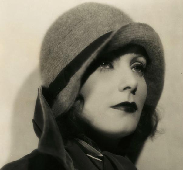Vintage Stock - Greta Garbo