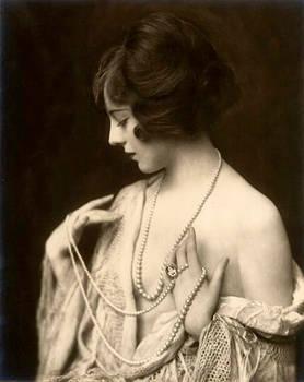 Vintage Stock - Ziegfeld Girl8