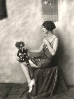 Vintage Stock - Ziegfeld Girl9 by Hello-Tuesday