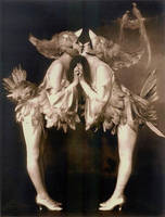 Vintage Stock - Dolly Sisters3 by Hello-Tuesday