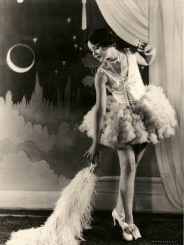 Vintage Stock - Nancy Carroll