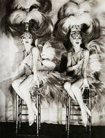 Vintage Stock - Dolly Sisters9 by Hello-Tuesday