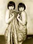 Vintage Stock - Pearl Sisters 2