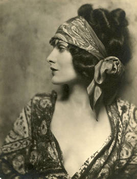 Vintage Stock - Bohemian Girl 2