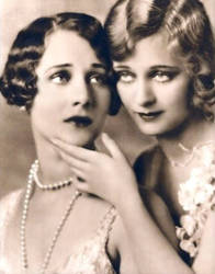 Vintage Stock - Costello Sisters by Hello-Tuesday